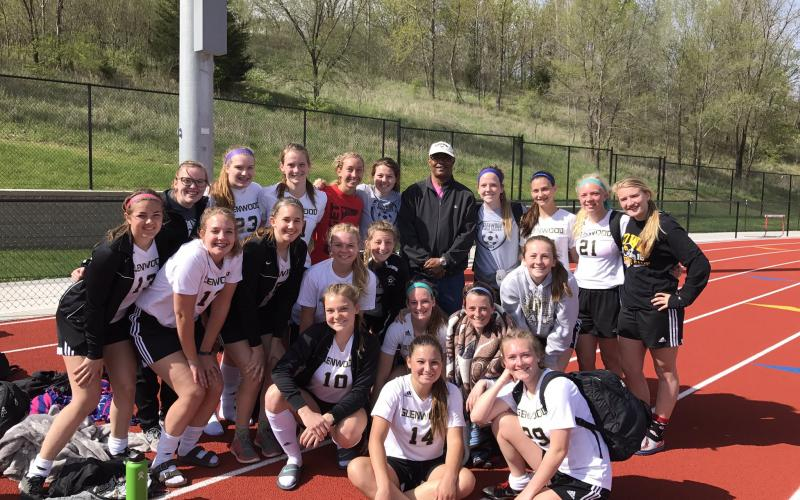 Picture from Glenwood Girls Soccer