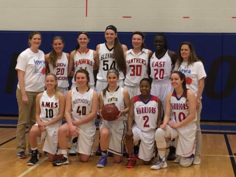Photo by Girls Basketball