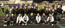 Photo by Glenwood Girls Track Twitter
